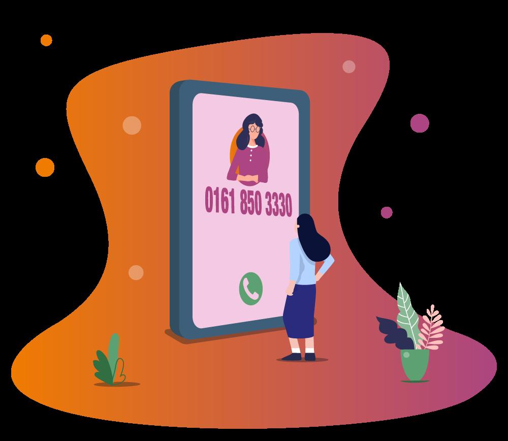 Helpline and Advocacy